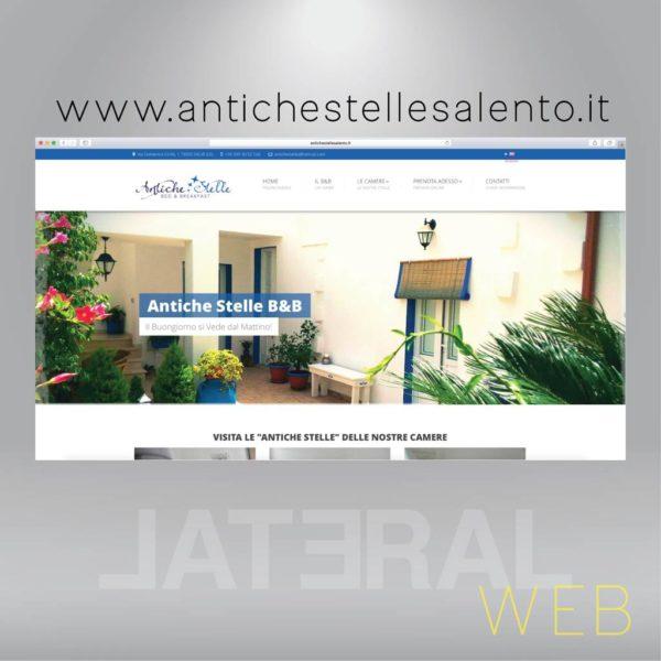 B&B Antiche Stelle – WEB