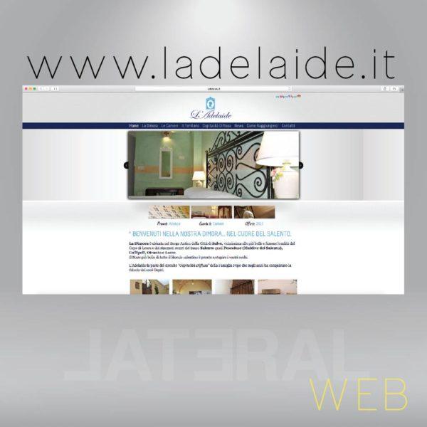 B&B L'Adelaide – WEB