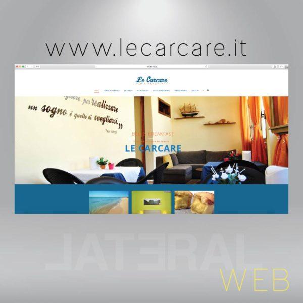 B&B Le Carcare – WEB