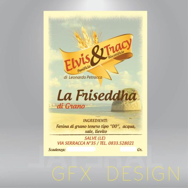 Elvis & Tracy – GRAFICA