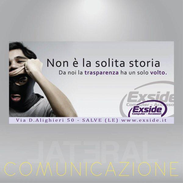 Exside – COMUNICAZIONE