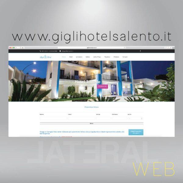 Gigli Hotel – WEB