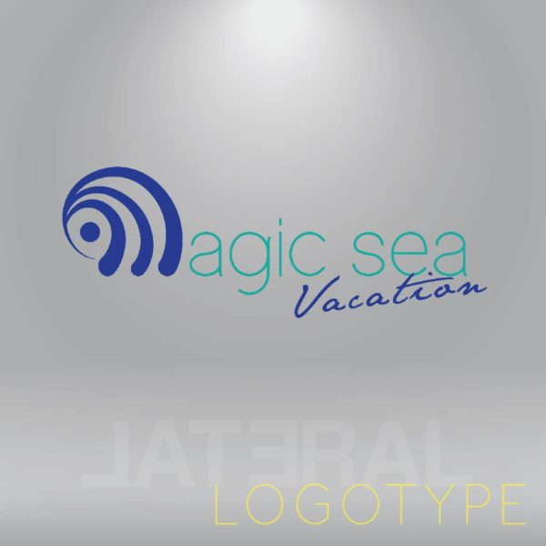 Magic Sea Vacation – LOGO