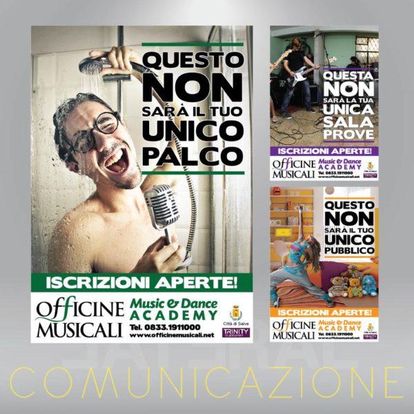 Officine Musicali – COMUNICAZIONE