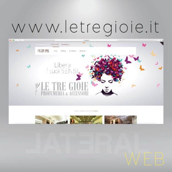 Le Tre Gioie – WEB