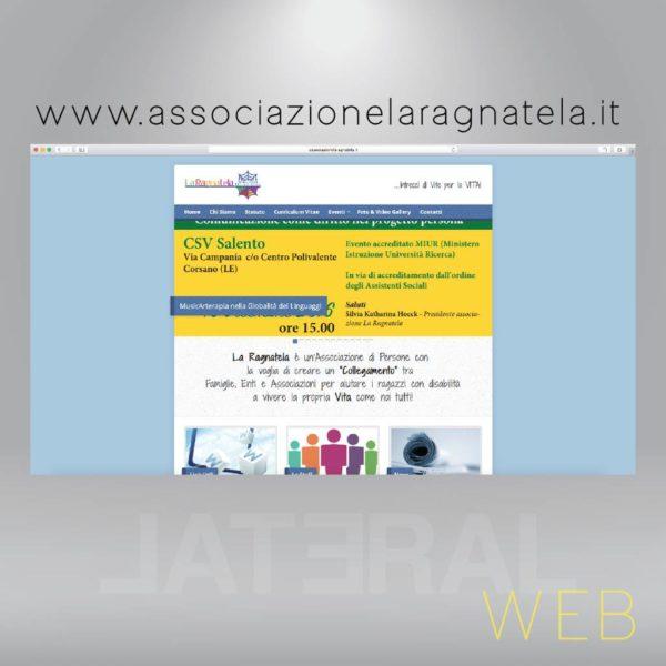 La Ragnatela – WEB